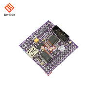 Z111xP Neue ARM Cortex M0 Core Modul LPC1114 Entwicklung-in Steckverbinder aus Licht & Beleuchtung bei