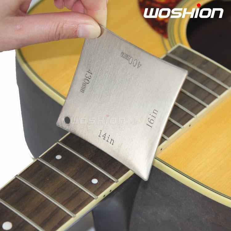 Aliexpress Com Buy Msor Guitar Fretboard Radius Gauge Acoustic