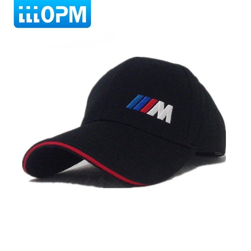 Men Fashion Cotton Car logo M performance Baseball Cap hat for bmw M3 M5 3 5 7 X1 X3 X4 X5 X6 330i Z4 GT 760li E30 E34 E36 E38 bmw m3 e30 coupe