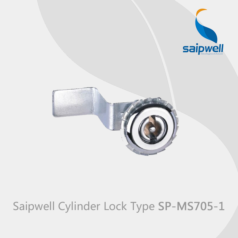 US $27 64 25% OFF|2015 New Special Offer Cerradura Lock Pick Saipwell  Spms705 1 Euro Profile Cylinder Lock Door Electric with Knob 10 pcs pack-in