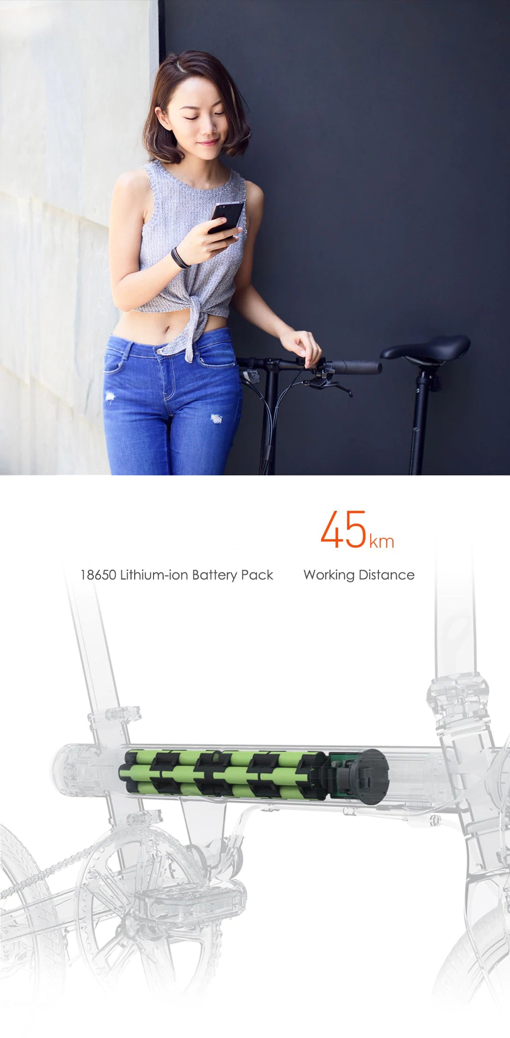 HTB1NExnlkZmBKNjSZPiq6xFNVXaa - 16inch Origina XIAOMI electrical bike Qicycle EF1 Mini electrical Ebike good folding  bike lithium battery mijia  CITY EBIKE