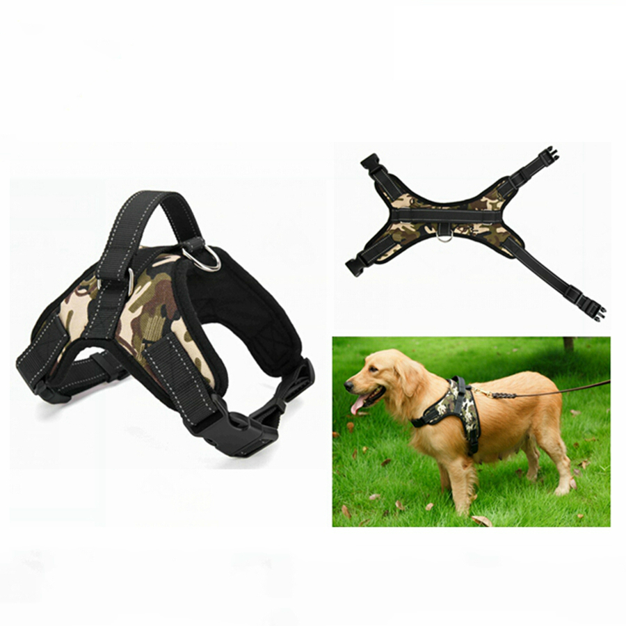 shipping orders free pets pet supplies overstock harness dog and product lead nylon on padded comfort over comforter mesh lucybelle