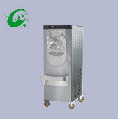 24-28L / H nerūdijančio plieno komercinis vertikalus kietų ledų gaminimo aparatas 9.5L kietų ledų gaminimo aparatas