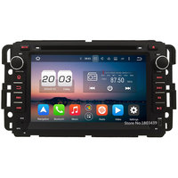 32GB ROM Octa Core WIFI Android 6.0 4GB RAM 4G FM Car DVD Player Radio For Chevrolet Express Traverse Tahoe Suburban 2007 2012