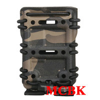 RuoskyGear Tactical MAGPouch 5.56mm G-code New Style Plastic Holster Magazine Pouch for Vest and Belt with Free Shipping