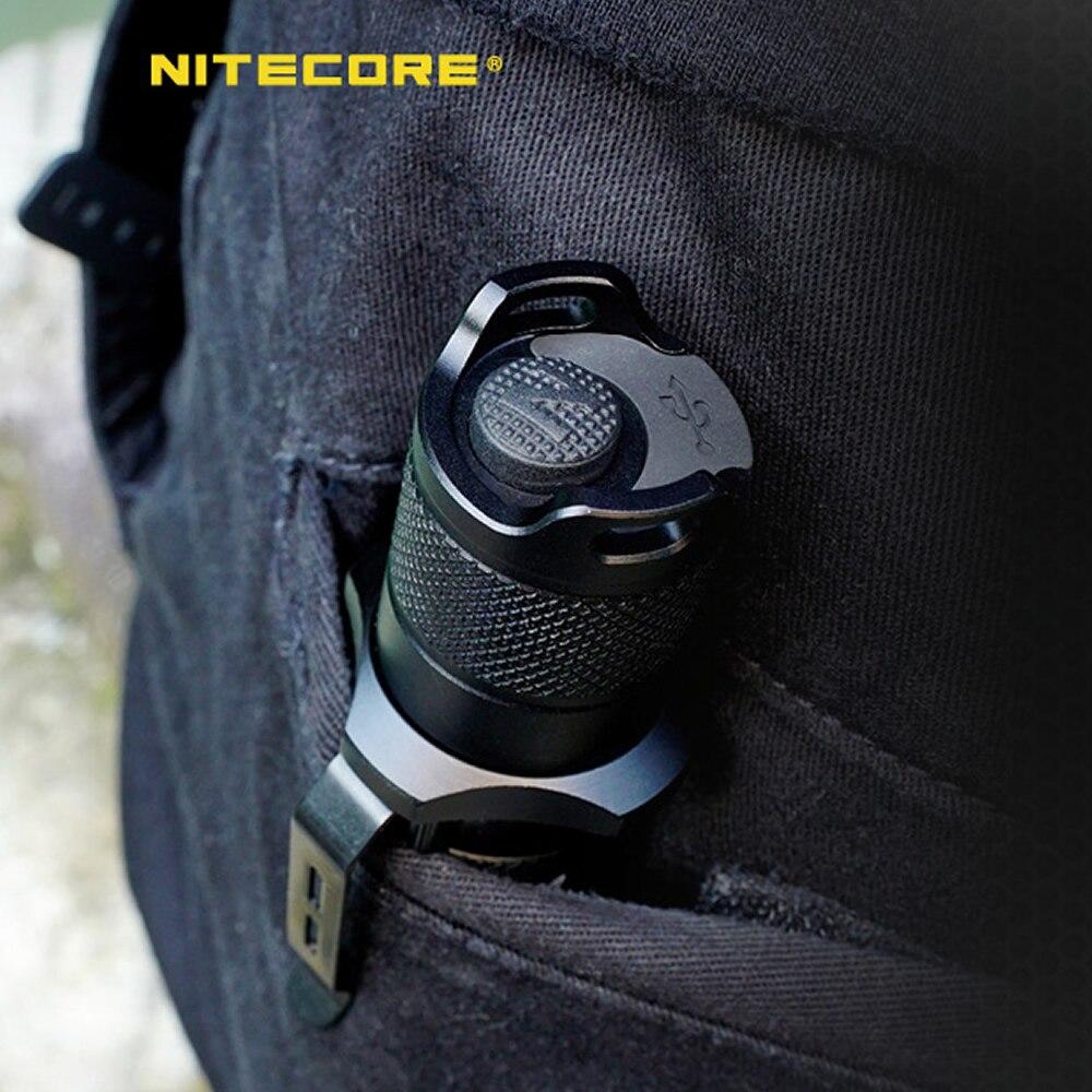 Бесплатная доставка NITECORE MH12GTS USB Перезаряжаемый тактический фонарь CREE XPP35 HD светодиодный уличный поисковый фонарь без аккумулятора 18650 - 2