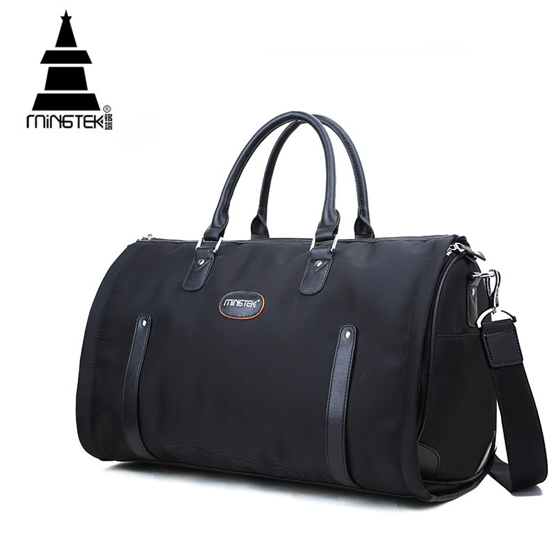 nylon folding travel bag hand luggage business wat