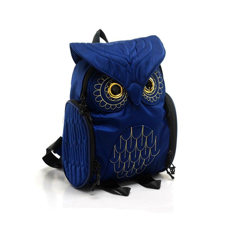 0ce620ac6619 Fashion Cute Owl Backpacks Women Cartoon School Bags for Teenagers Girls PU Leather  Women Backpack 2018 Brands Mochila Sac A Dos - aliexpress.com - imall. ...