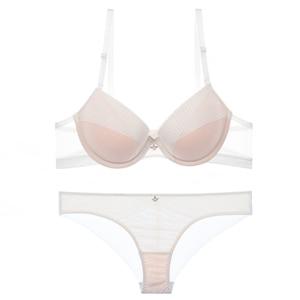 Image 5 - BALALOUMสินค้าใหม่ผู้หญิงRhinestone Sexy Push Upถ้วยBra Brassiereไม่มีรอยต่อชุดชั้นในหญิงชุดชั้นในชุดชั้นใน