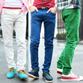 2017 Spring New style Fashion Slim Straight Men Casual Pants Man Pocket Trousers Plus Size Free Shipping size 27-33 MQ520