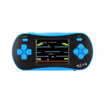 XINGDOZ RS-16 kids's Traditional Handheld Video Sport Participant 2.5 Inch Eight Bit Sport Console Constructed In 260 traditional Video games For psp video games