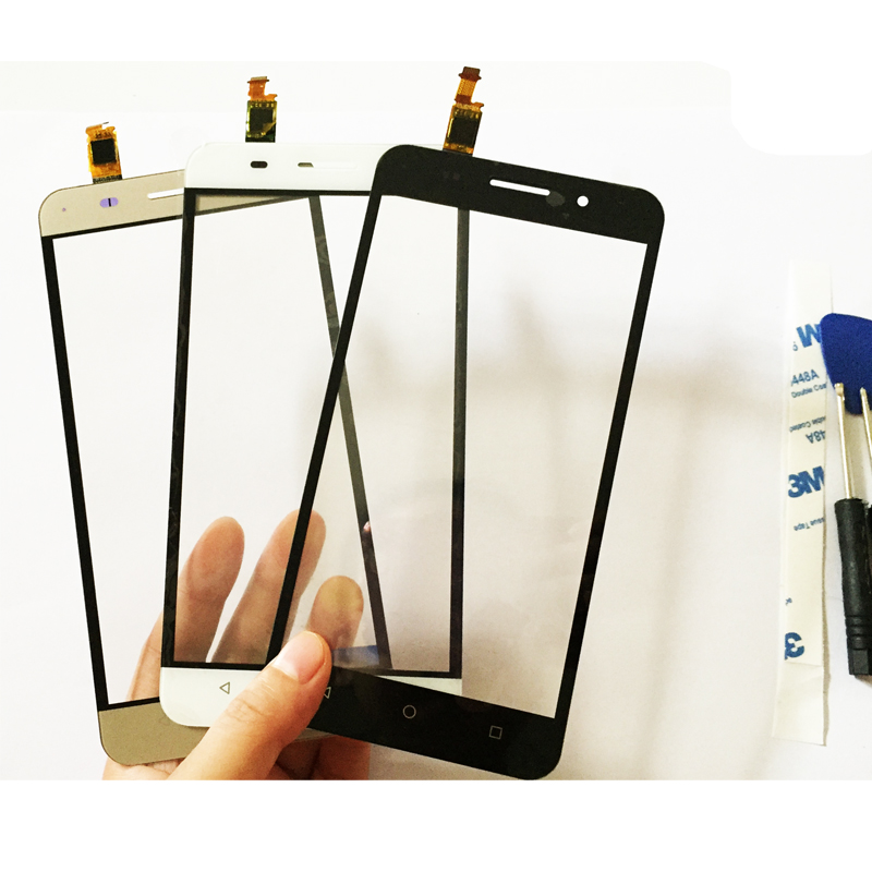 Mobile Phone Touch Panel Screen For Huawei Honor 4C Touchscreen Sensor Front Digitizer Glass Lens