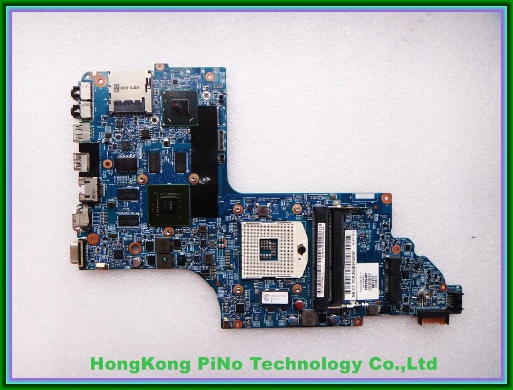 Подробнее о 682169-001 GT630M Videocard 1G For HP DV6 DV6-7000 laptop motherboard 48.4ST10.031 100% Tested 60 days warranty bosch 400мм 1 618 630 001