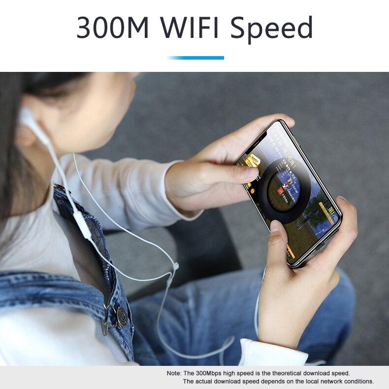 4g wifi roteador 300 mbps sem fio