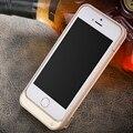 Новое Прибытие Смарт Литий-Полимерный Резервное Копирование Клип Случай Питания 5GB-2 Тип 4200 МАЧ Для Iphone5 Iphone5S Высокое Качество