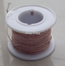 10meters/lot 0.1×30 shares high frequency transformer new mul strand copper wire polyester envelope 23.5 meters 11 yuan