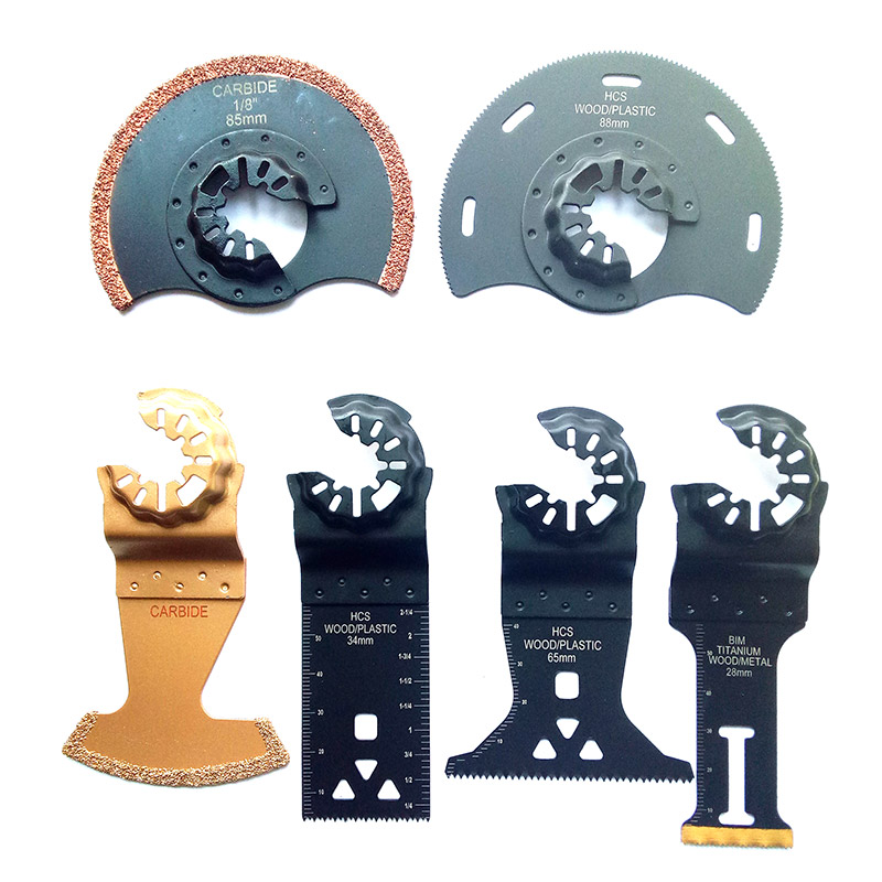STARLOCK oscillating saw balde HCS saw for wood with oscillating tools tch at good price and fast delivery free shipping 5 pcs 10mm hcs quick change saw blade for oscillating multitool at good price and fast delivery