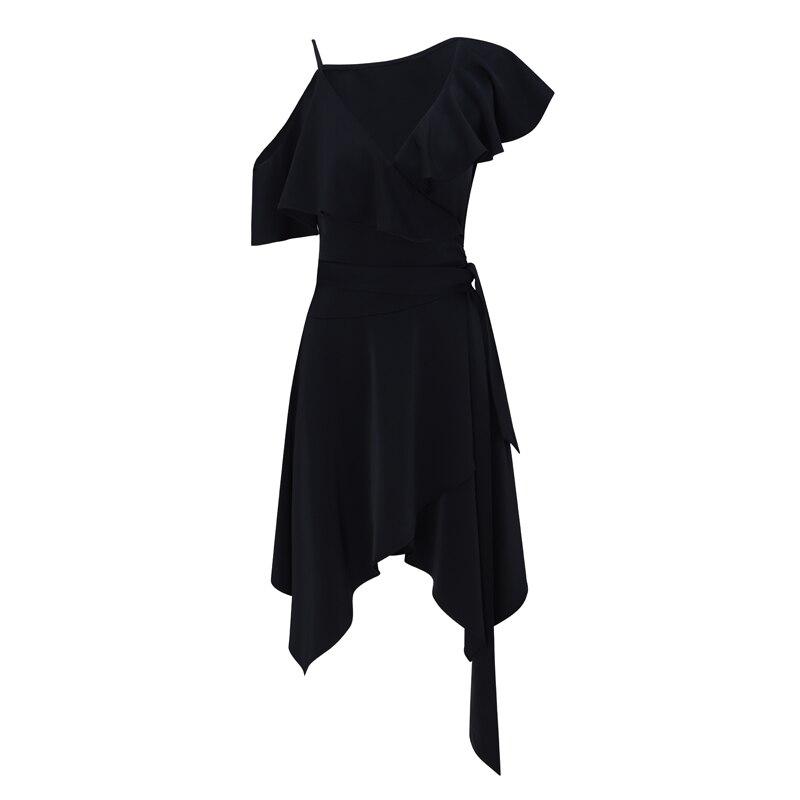 INDRESSME-2019-New-Fashion-Off-the-Shoulder-V-Neckline-Sashes-Ruffle-Women-Party-A-Line-Midi (4)