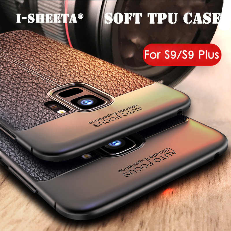 For Samsung Galaxy A5 A3 A7 2017 Protective Slim Case For Samsung A6 A8 Plus A7 A9 Star 2018 Soft TPU Silicone Bumper Back Cover