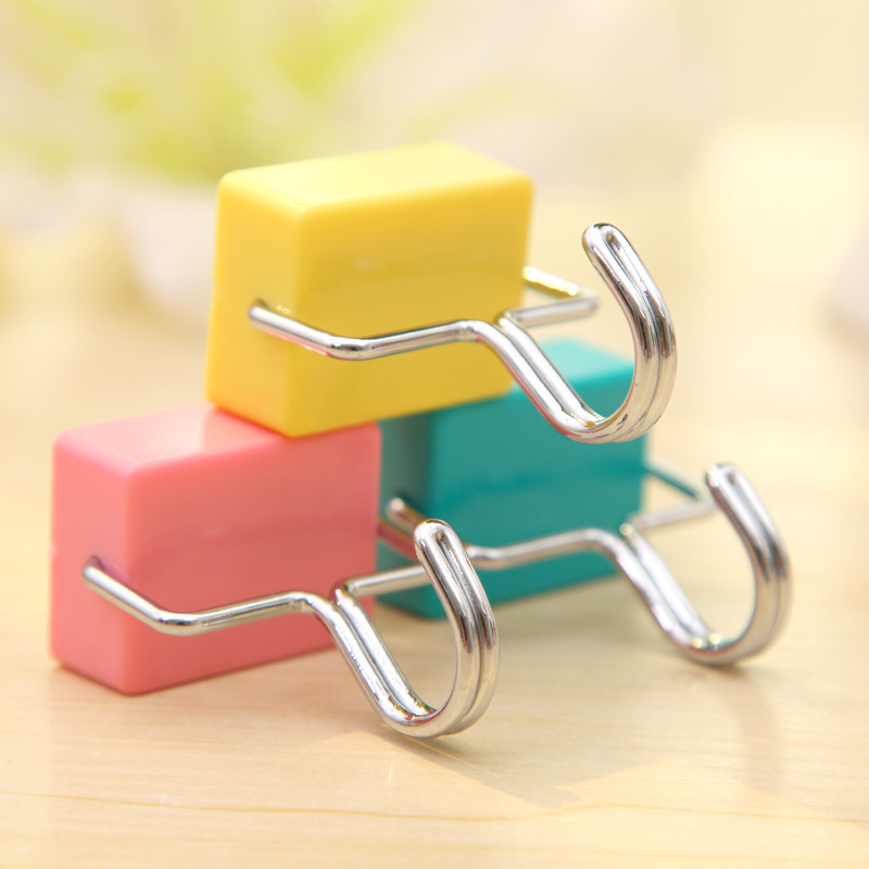 Colorful Magnetic Wall Hanger Hook Microwave Oven