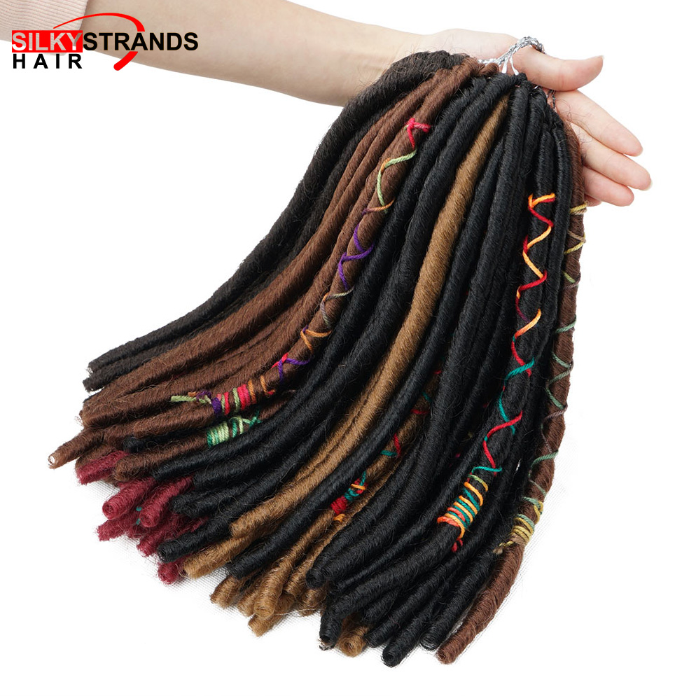 Detail Feedback Questions About Short New Soft Dread Extensions