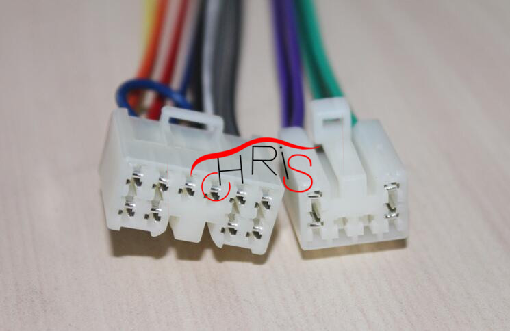Popular Toyota Wiring Harness Connectors
