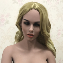 84# oral sex doll head for real sized full silicone sex love doll head for 135-170cm body high quality