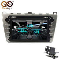 Sinairyu 2 Din Android 8 0 Octa Core Car DVD Player For Mazda 6 2008 2012