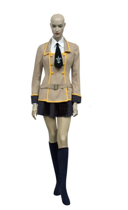 Customized Code Geass Costumes Women's Uniform Any Size for Promotion mlyx027
