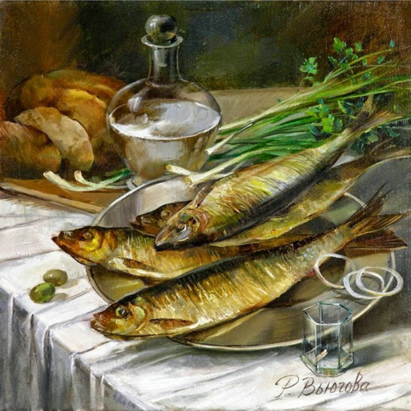 Diamond Embroidery Food Fish Pattern Rhinestones Crafts Diy Diamond Painting Cross Stitch 5d Full Diamond Mosaic Kits Cf659 Clear And Distinctive Arts,crafts & Sewing