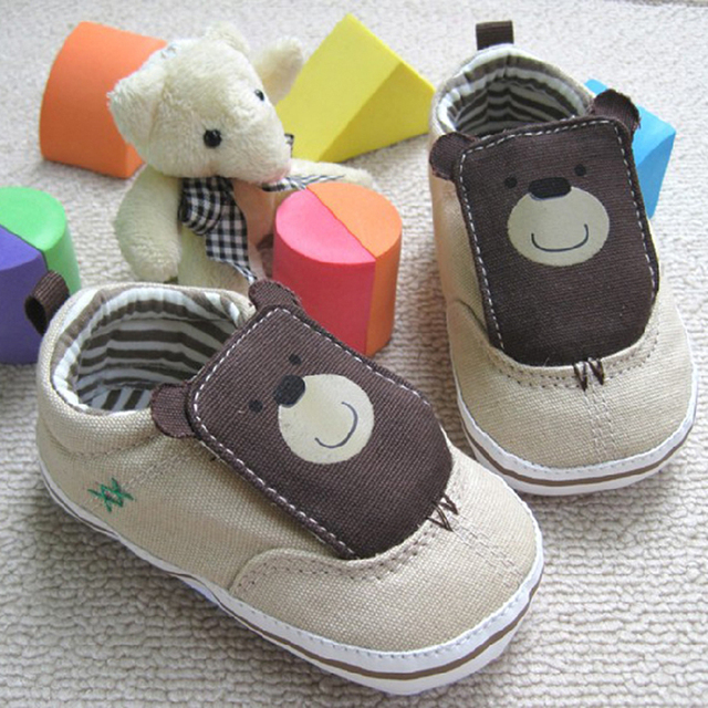 Fabric Baby Boy Booties Infant Shoes For Small Sapato Infantil Menino First Walkers Sport Canvas Sneakers Shoes 703140