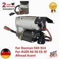 AP01 пневматическая подвеска компрессор насос для Dorman 949-914 для AUDI A6 S6 C6 4F Allroad Avant 4F0616006A 4F0616005E 4F0616005