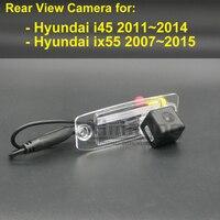 Car Rear View Camera For Hyundai I45 Ix55 2007 2008 2009 2010 2011 2012 2013 2014