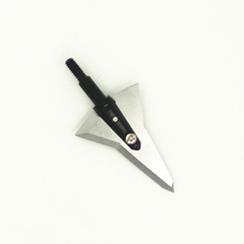 ponta ponta telflon tratamento de superfície broadhead arco caça