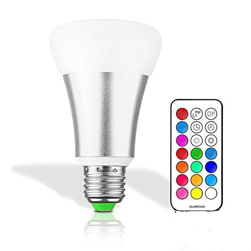 10W E27 E26 LED RGB RGBW Bulbs Globe Lamps Dimmable Led Bulbs Light Magic Colorful For Xmas Lighting + Controller e27 led rgb bulbs 3w 5w 10w rgb globe