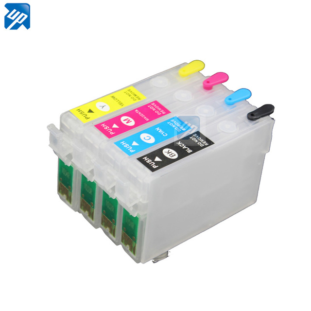 T0711 10sets refillable ink cartridges for epson S20/SX100/SX105/SX109/SX200/SX205/SX209 B40W  big discount