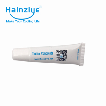 Halnziye white thermal paste 15pcs/box HY410-ST25G plastic tube