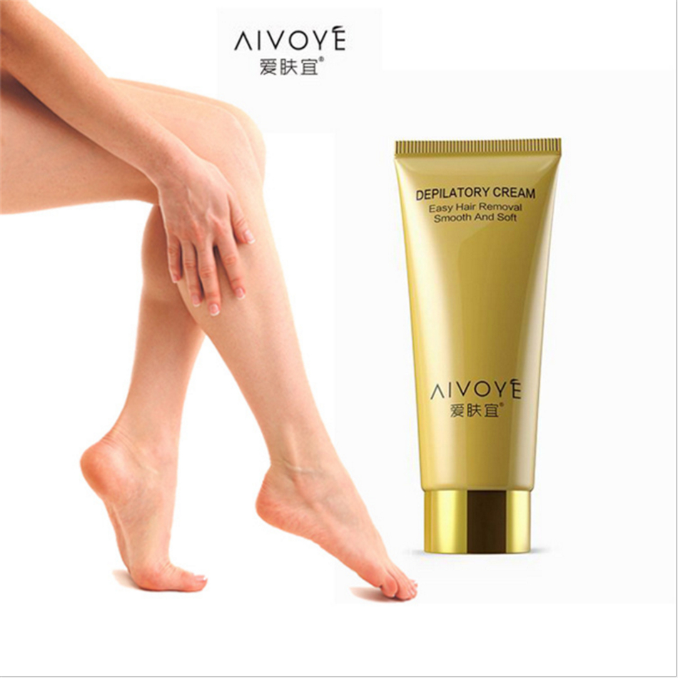 2pcs 60g Body Bikini Legs Private Parts Permanent Depilatory Cream