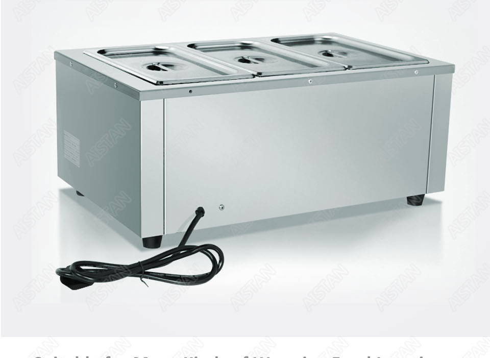 EH1A electric bain marie food warmer machine for hotel and restaurant 23