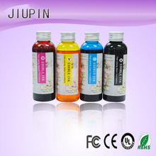 100ML x 4 color Edible Ink For Canon Printer For Cake Chocolate coffee & food printer