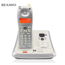 English Digital Cordless Wireless Telephone With Call ID Answer System Backlit Landline Phone For Office Home Bussiness