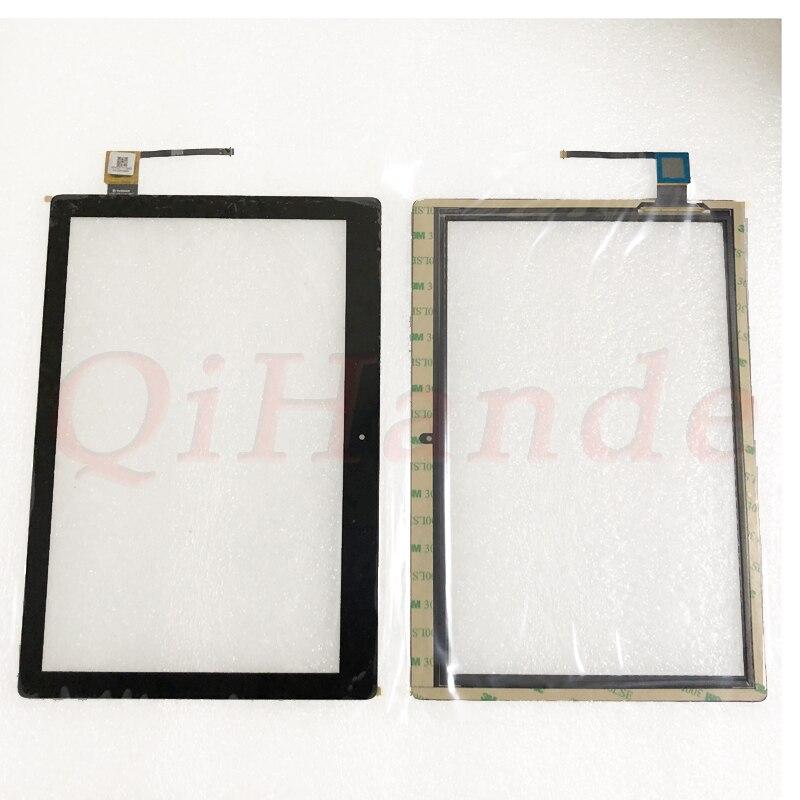 Para lenovo tab e10 e 10 TB-X104 tablet pc toque digitador da tela do painel de vidro frontal TB-X104F/TB-X104L tb x104 x104l x104f