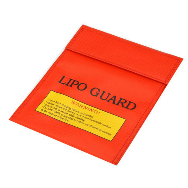 LiPo Battery Safety lithium battery protection explosion-proof Safe Guard Charge Sack L 23*30 cm S 18*23 cm free shipping