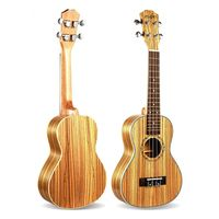 Concert Ukulele 23 Inch 4 Strings Hawaiian Mini Guitar Acoustic Guitar Ukelele guitarra send gifts Musical Stringed Instrument
