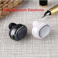 Kulak kulaklık yılında yüksek Kalite Bluetooth Kulaklık Mini Kablosuz Bluetooth 4.2 Kablosuz Kulaklık mp3 Çalar iphone Andriod