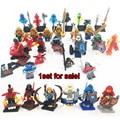 Nexo castke caballeros aaron figuras building blocks figuras ladrillos modelo nexus compatible con niños de juguete para niños