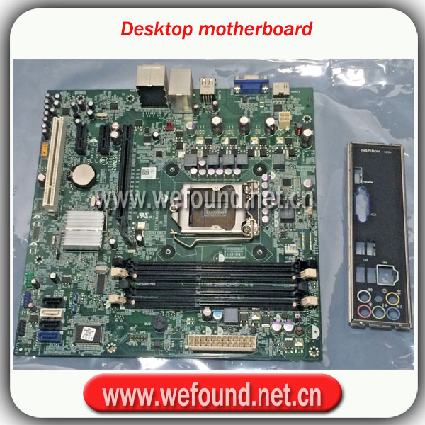 100% Working Desktop Motherboard For 580 580S DH57M02 33FF6 C2KJT System Board Fully Tested 100% working laptop motherboard for dell n5050 48 4ip16 011 cn 0fp8fn fp8fn system board fully tested and cheap shipping