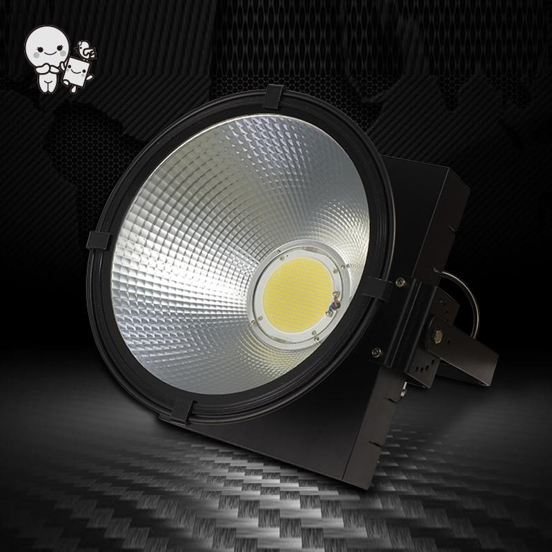 Outdoor LED Flood Light Fixture for Hight Tower High Quality 200W 300W 400W 500W 600W 1000W IP65 for Building Site Ball Square