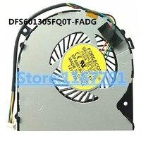 New Original Laptop/Notebook CPU/GPU Cooling Fan For Gigabyte P35 P35X P35W P35XV4 P37 DFS601305FQ0T FADG PLB07010S05M