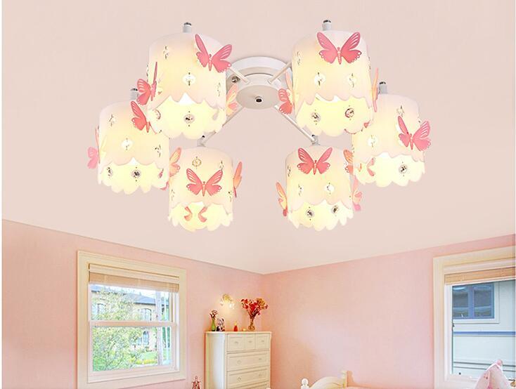 Lamp Kinderkamer Prinses : Led kinderkamer lamp prinses slaapkamer absorbeert lichtkoepel